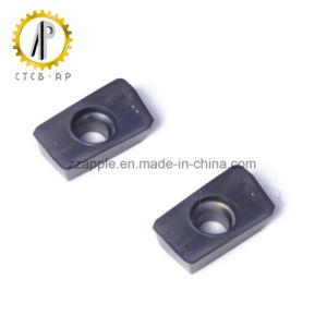 Inserções de trituração do carboneto de tungstênio do CNC de Apmt para a trituração quadrada do ombro