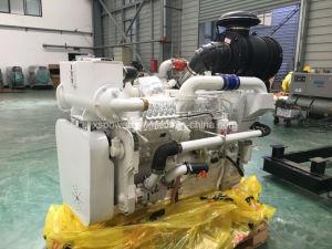 바다 발전기 세트를 위한 새로운 6ltaa8.9-GM200 200kw/1500rpm Cummins 디젤 엔진