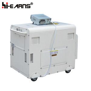 Luftgekühlter einzelner Zylinder-Dieselgenerator-Set (DG7000SE)