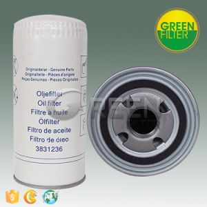 Filtro de aceite con piezas de la carretilla (3831236)
