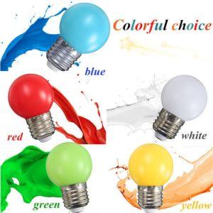 1W 3W Luz decorativa LED coloridos para a festa de Natal