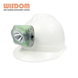 Lámpara de Seguridad del Minero de la Lámpara de Casquillo de la Explotación Minera de la Lámpara LED del Casco de Seguridad