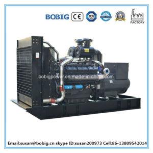 Preços baratos gerador diesel de tipo aberto com a marca Kangwo Chinês (600KW/750kVA)