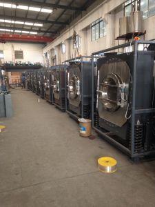 Machine à laver industrielle complètement automatique de blanchisserie des meilleurs prix
