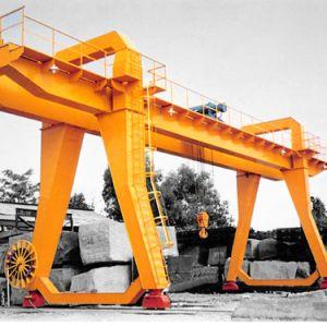45 тонн подкрановая балка козловой кран для мобильных ПК дважды контейнер для 20 40 контейнер