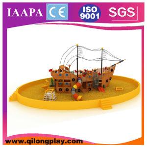 Nuevo Soft para niños Parque infantil con piscina de bolas (QL-16-15)
