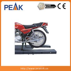 600kg容量のオートバイのための移動式はさみの起重機
