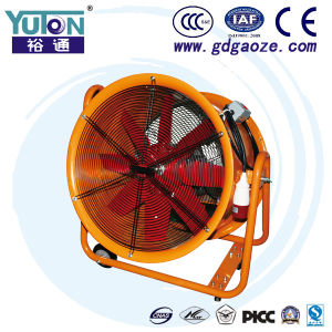 El poder pequeño ventilador axial de móvil
