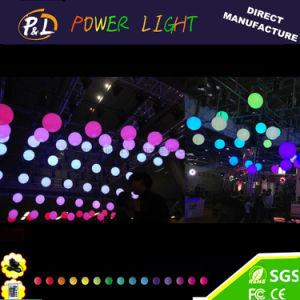 La luz Pop moderna lámpara RGB LED lámpara colgante