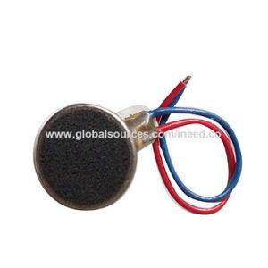 Motor dc eléctrico de 8 mm de diámetro para el dispositivo portátil Vibra C0820