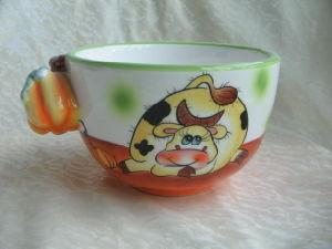 3D Mok van de Koffie van de Mok van de Mok van het Beeldverhaal Dier Gevormde Ceramische
