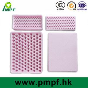 Custom de absorción de impactos antiestático Embalaje de Espuma aislante elástica EPP Tubo para lámpara de xenón HID, Protector