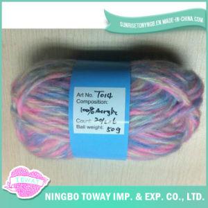 Respirável fios de lã de algodão Merino Craft Mão Knitting
