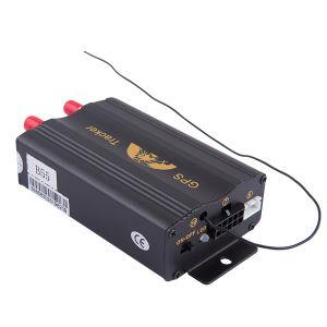 Localizador De Car GPS Tk103b SMS GPRS Gleichlauf-System mit Geo-Zaun Steuerung
