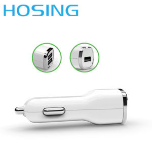 автомобильное зарядное устройство USB для телефона iPhone Samsung