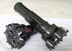 Giù il bit del foro Mach44-127mm DTH per il martello Mach44