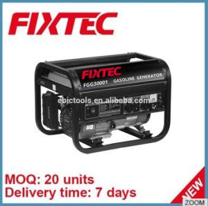 Fixtec 전력 공구 고품질 전기 가솔린 발전기