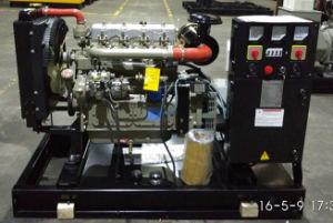 27kwリカルドによって動力を与えられるディーゼル発電機セット