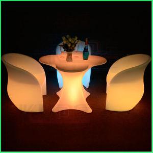 LED impermeável de Mobiliário de Jardim Mobiliário clube nocturno de LED