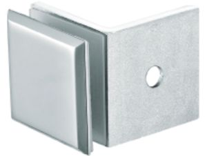 Suporte de Prateleira de Vidro de banho de conexão de vidro (FS-3053)