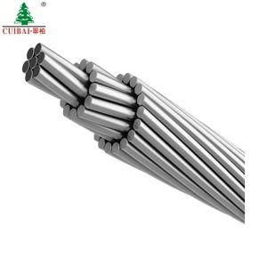 A fábrica 10kv nu superior de alumínio de liga/folheados ou chapeados cobertos de aço Isolados em XLPE Antena Cabo Pacote AAC/CAL/CAA para alimentação de linha de transmissão