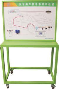 El sistema de Radar de marcha atrás del automóvil formador para el equipo de formación educativa