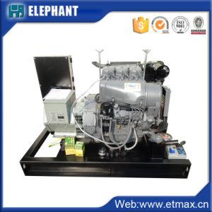 디젤 엔진 전기 시작 110kVA 100kVA Deutz 엔진 발전기
