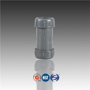 Accoppiamento di compressione del PVC di De50 De63 De75 De90 Pn10