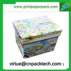 La moda hermosa hermosa caja de regalo de cartón personalizadas para el embalaje