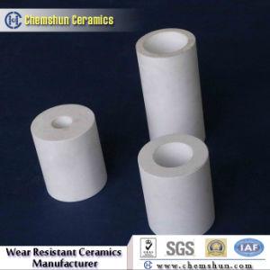 Alumina de Ceramische Buis van de Bescherming voor de Buisleidingen van de Verpulverde Steenkool