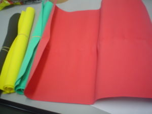 Espuma de EVA para Handworking cores