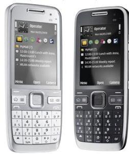Telefone Móvel de TV E55