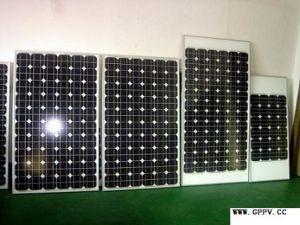 Les panneaux solaires 210-250W Mono (GPM230-B-60)
