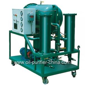 Coalescence-Separation Oil Filtration System-TYB