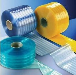 De Gordijnen van Polyvinyl Chloride