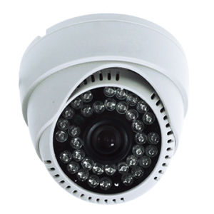 3-Axis 1000tvl HD Outdoor Dome CCTV Camera mit IR Cut