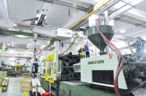 AC CNC Feixe Grande acionada do servo braço robótico para máquinas de moldagem por injeção