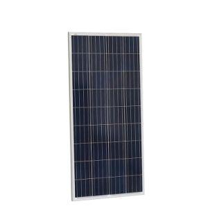 Полимерная 150W модуль солнечной энергии для DC 12V Солнечной системы