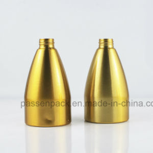 Botella vacía la botella de aluminio metal blando de beber del vaso de zumo de aluminio con tapa de plástico Theft-Proof