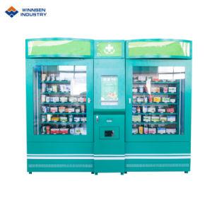 Bebidas e snack-mini-Mart Máquina de Venda de serviço