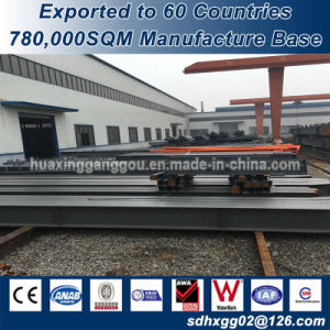 Certificado ISO9001 Fabricação de Metais Pesados Estrutura de aço