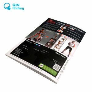 最もよい出版物の本カタログマガジン小冊子のパンフレット