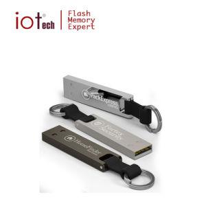 Silicon Mini USB флэш-накопитель USB железа диск с кольцом
