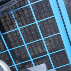 Öl eingespritzter elektrischer industrieller kombinierter Slent Schrauben-Drehluftverdichter