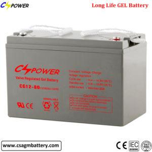 Pilas recargables 12V 85Ah AGM de Plomo Ácido VRLA baterías UPS