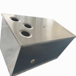 De Commerciële die Keukenkasten van het roestvrij staal in China worden gemaakt