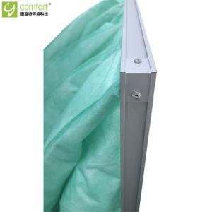 Промышленного воздушного фильтра синтетического волокна карманный фильтр