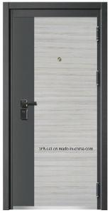 Portello d'acciaio del ferro del portello di entrata del portello di obbligazione del portello del metallo del portello (FD-M602)