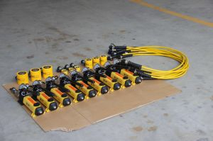 Nuova pompa a mano idraulica leggera di Tapy della fabbrica