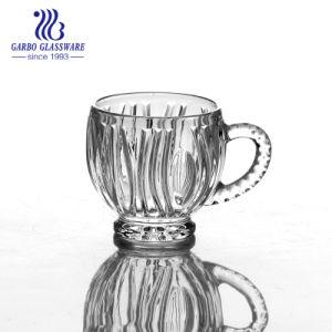 7oz tasse à café cappuccino avec poignée latérale (GB096007KQ)
